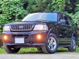 フォード エクスプローラー リミテッド 4WD BT/SD/DVD/USB/サンルーフ/ETC/本革シート