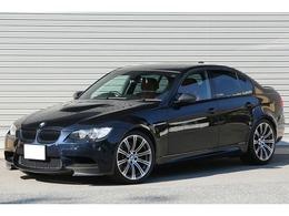 BMW M3セダン M DCT ドライブロジック MドライブPKG オプション19インチAW 赤革