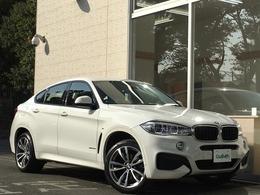 BMW X6 xドライブ 35i Mスポーツ 4WD インテリセーフティ ヘッドアップD LED