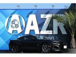 シボレー カマロ ZLI 新車並行車