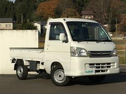 ダイハツ ハイゼットトラック 660 エクストラ 3方開 4WD デフロック パワステ パワーウィンドウ