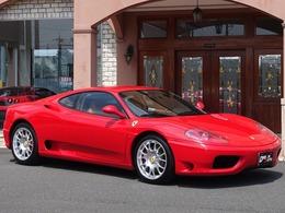 フェラーリ 360モデナ 3.6 6MT ディーラー車