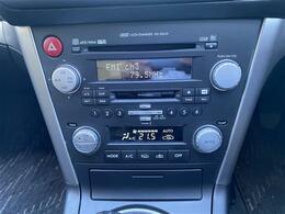 【オーディオ】6連装CDチェンジャー(MD/AM/FM/AUX)