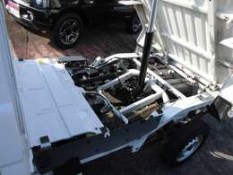 恒松自動車では自社工場完備により、車検・整備・板金・各種パーツ取付等アフターフォローに自信アリ!
