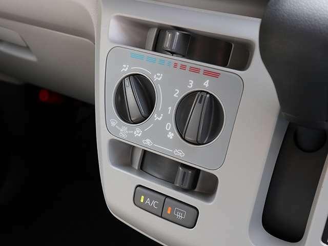 【エアコン機能付き】お好きな温度に設定すれば、温度を調節、車内の快適空間をサポート致します!!