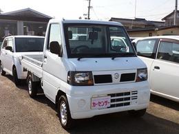 日産 クリッパートラック 660 エアコン パワステ