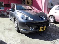 プジョー 207CC の中古車 1.6 愛知県春日井市 45.0万円
