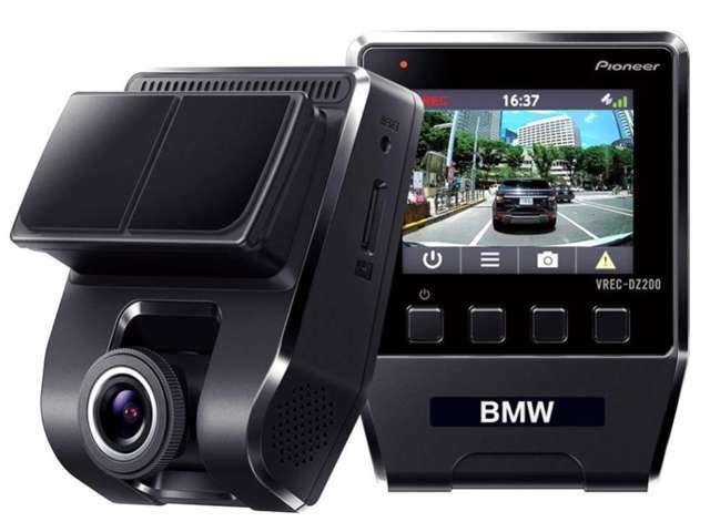 Bプラン画像:BMW純正ドライブレコーダー Pioneer Carrozzeria