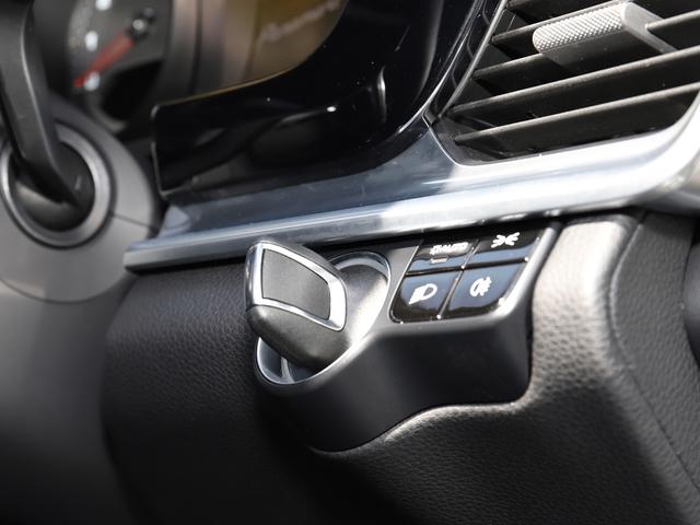 キーレスで簡単操作可能なポルシェエントリー&ドライブシステム装備