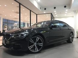 BMW 7シリーズ 740i Mスポーツ ブラックレザー全周囲カメラ20AW認定保証付