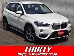 BMW X1 の中古車 xドライブ 25i xライン 4WD 埼玉県入間市 268.0万円