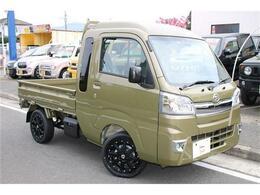 ダイハツ ハイゼットトラック 660 ジャンボ SAIIIt 3方開 4WD カラーパック 15インチアルミ