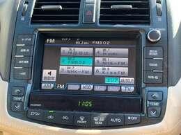 ◆純正メーカーナビ【フルセグTV付き、音楽プレイヤー接続可能。バラエティー性に富んだ装備なので道案内だでなくドライブを楽しくさせてくれます】