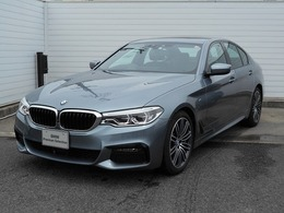 BMW 5シリーズ 523i Mスポーツ 19AW黒革地デジACCETCデモ禁煙認定車