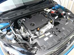 近年のディーゼルエンジンは音も振動も小さいです!トルク間のある加速を是非ご体感ください!