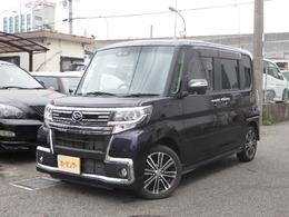 ダイハツ タント 660 カスタム RS トップエディション SAIII メモリーナビ/CD/DVD再生