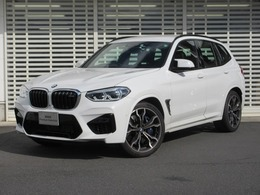 BMW X3 M 3.0 4WD 黒革 21インチAW ACC タッチPナビ 禁煙車