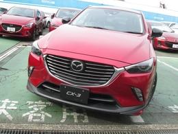 CX-3 Lpkg 革シート 6速マニュアル AWD BOSE
