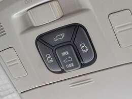 【人気オプション】両側電動スライドドア、パワーバックドア完備!ボタン一つで簡単操作ができる人気装備です!
