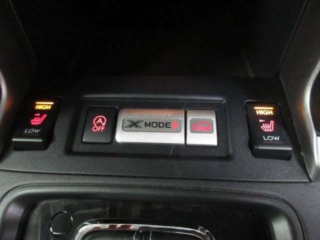 【Xモード】雪道や山道等の悪路でもスバルのAWDとVDC(横滑り防止機能)を駆使する事で安全に走行出来ます★