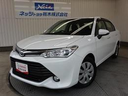 トヨタ カローラアクシオ 1.5 G トヨタセーフティセンスC CD ETC