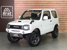 スズキ ジムニー 660 XG 4WD 新品2インチUPキット 新品ショートバンパー