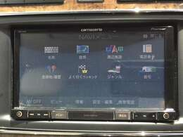 カロッツェリアナビ/サンルーフ/バックカメラ/シートヒーター/クリアランスソナー/ETC/ドライブレコーダー/パワーシート/ハロゲンライト/フォグランプ/電動格納ウィンカーミラー/リモコンキー