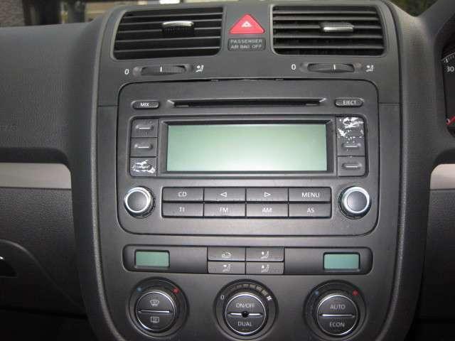純正オーディオで、お好きな音楽を聴きながら快適なドライブを!