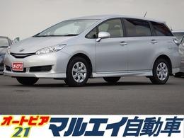 トヨタ ウィッシュ 1.8 X 純正ナビ・CD・ETC・キーレス・横滑り防止