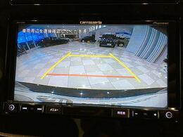 バックカメラがあります。運転初心者も安心ですね!