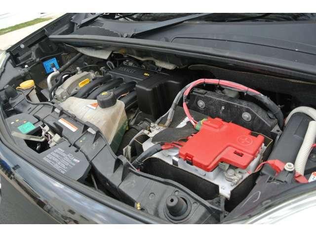直列4気筒DOHC16バルブエンジン搭載☆タイミングベルト交換履歴はありませんが、ご購入時にお安く交換させて頂いております!
