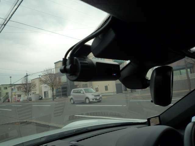 ユピテル製ドライブレコーダー装備
