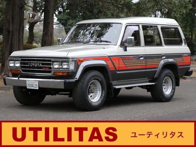 コンディションのいいディーゼルターボのロクマルが入荷しました。福岡トヨタで新車販売された1台。北九州で大切に保管されていた車両でコンディションはまさに上質!車庫保管されていた様で、内外装とも綺麗です。