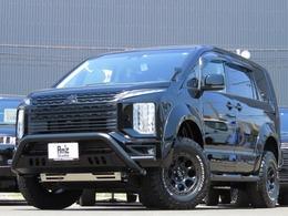 三菱 デリカD:5 2.2 G ディーゼルターボ 4WD AmzブラックED 4UP レダクル衝突軽減