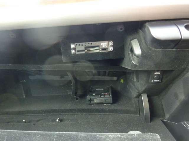 純正ETC、ドライブレコーダー!