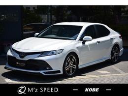 トヨタ カムリ 2.5 G ディスプレイA ZEUS新車コンプリート