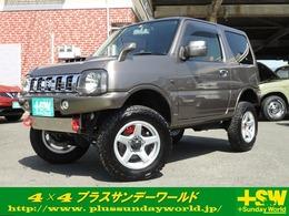 スズキ ジムニー 660 クロスアドベンチャー 4WD リフトUPカスタム 社外アルミタイヤ