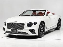 ベントレー コンチネンタルGTコンバーチブル 6.0 4WD マリナードライビングスペック・純正エアロ