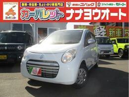 スズキ アルト 660 エコ S 4WD
