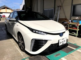 トヨタ MIRAI ベースモデル FUELCELL