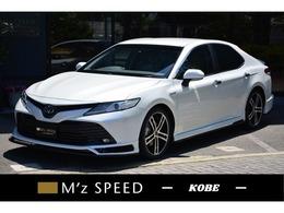 トヨタ カムリ 2.5 X ディスプレイA ZEUS新車コンプリート