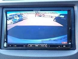 ◆【リアカメラ】が装着されています。リバースにするだけで映ります後方の安全確認や、狭い駐車場での車庫入れ、雨の日や夜間など視界の悪い時に便利です安全にバックする為には欠かせない装備です。
