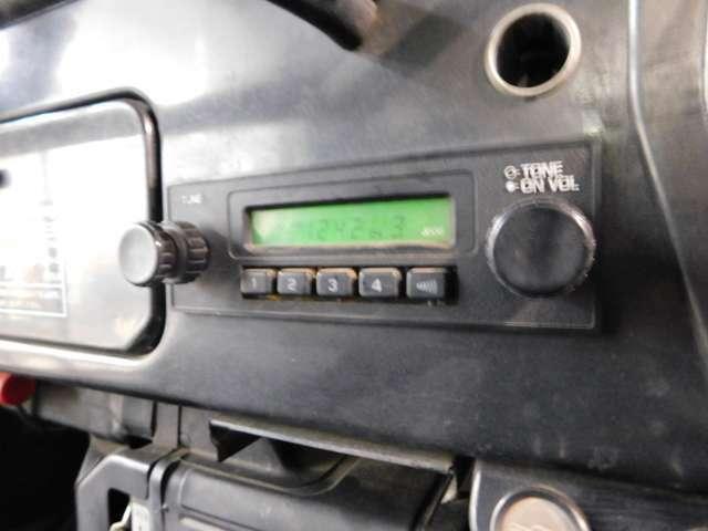 ★ラジオなども聞けます!