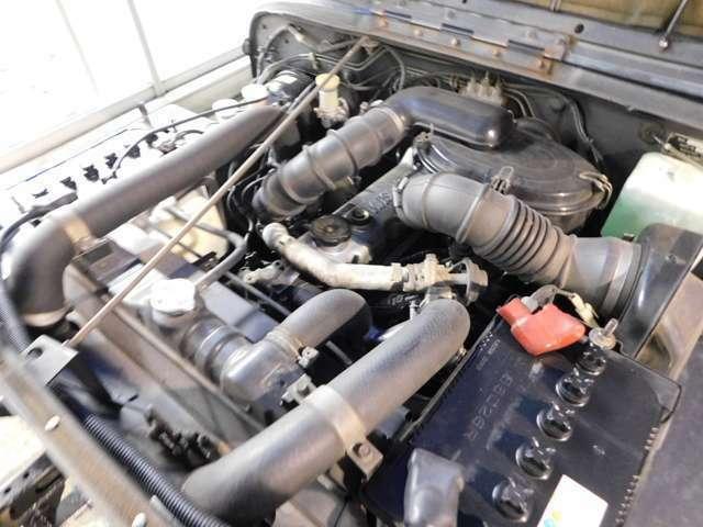 ★エンジン機関等異常有りません!安心お整備後納車です!