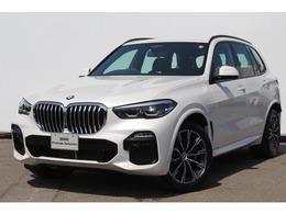 BMW X5 xドライブ 35d Mスポーツ 4WD Mスポーツ/黒革/前後シートヒーター