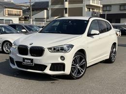 BMW X1 sドライブ 18i Mスポーツ 19AW LEDヘッドライト Dアシスト BKカメラ