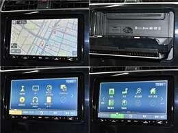 【ナビゲーション】ワイドで明るい液晶画面、簡単な操作方法、多機能ナビゲーション。知らない街でも安心です。 ≪メーカー:クラリオン  型番:GCX778W≫