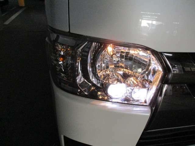 LEDヘッドランプ☆