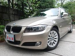 BMW 3シリーズツーリング 320i ワンオーナー 禁煙車 純正AW