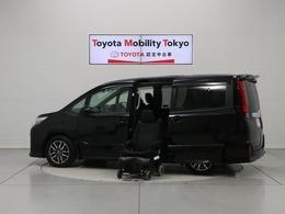 トヨタ ノア 2.0 Si ウェルキャブ サイドリフトアップシート車 脱着タイプ 手動式 福祉車両 左電動ドア ドラレコ 車検整備付
